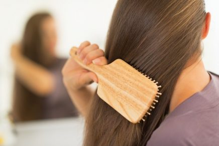 Brush Your Hair to a Healthier Scalp